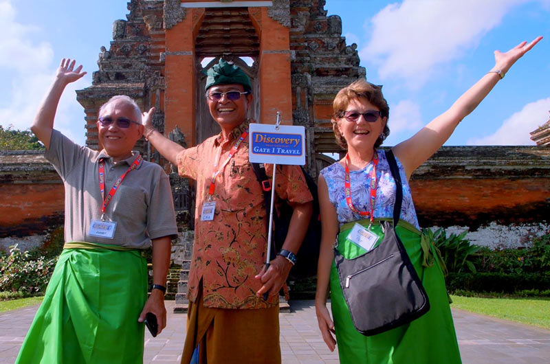 Discovery Indonesia: Java & Bali